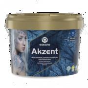 Eskaro Akzent антибактериальная краска (полуглянцевая) 2.7 л