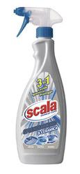 Спрей для очистки металлических и керамических поверхностей Scala