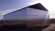 Строительство быстровозводимых зданий,  сооружений,  ангаров под ключ.