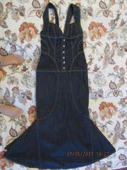 Джинсовое платье Apart