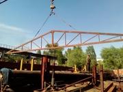 Фермы двускатные 12 м