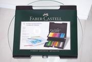 Набор для живописи Faber-Castell в фирменной коробке купить Украина