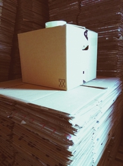 Сток! Гофротара,  коробки картонные б/у для переезда,  отправки товара.