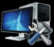 Настройка и ремонт компьютеров,  ноутбуков.