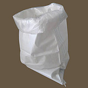 опт новые белые полипропиленовые мешки(50кг)с полиэтиленовым вкладышем