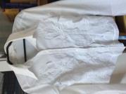 Блузка белая с длинным рукавом нарядная