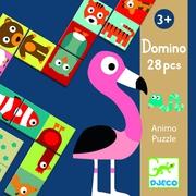 Домино Сложи животное DJECO
