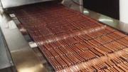 Линия для производства сладкой соломки