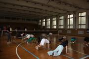 Занятия по фехтованию для детей в школе олимпийского резерва Динамо