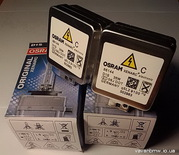 Лампа ксеноновая D1S Osram оригинальная 4300К-5000К