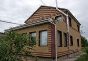 Утепление,  энергосберегающий вентилируемый фасад HOSTROCK