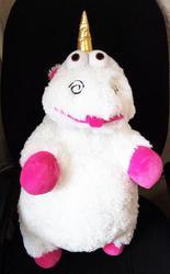 Мягкая игрушка единорог Флаффи из м/ф Гадкий Я,  60 см.