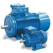 Электродвигатель АИРМ-132-S4.  7.5 кВт. 1500 об.м.