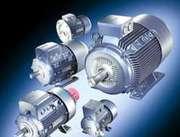 Электродвигатель 4АМ-100-L2.  5.5 кВт. 3000 об.м.