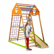 Детский спортивный комплекс для дома КиндВуд