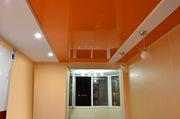 Натяжные потолки,  ремонт
