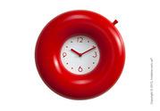 Творческие часы на стену  Progetti Salvatempo 1 от Angela Cingolani