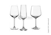 Набор бокалов для белого,  красного и шампанского вин Villeroy & Boch к