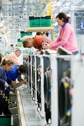 Разнорабочие на завод