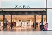 Работники склада одежды ZARA