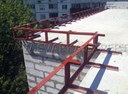 Изготовим и смонтируем металлоконструкции Киев