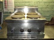 Плиты,  грили,  жарочные б/у111