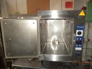 Печь  для приготовления на пару111в раб сост