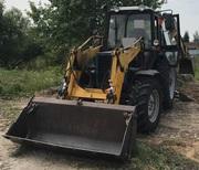 Продаем экскаватор-погрузчик ЭО-2201 Borex MTZ 82.P,  2008 г.в.