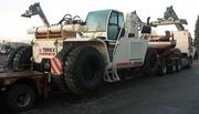 Продаем штабелеукладчик TEREX PPM SUPER STACKER TFC 45,  45 тонн,  2014 г.в.