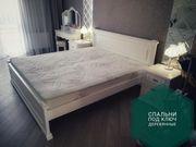 Шикарная мебель для спальни от производителя Buster-Rich массив ольха
