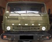 Продаем самосвал КАМАЗ 55102 колхозник,  7 тонн,  1987 г.в.
