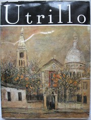 Utrillo. Моріс Утрілло. Альбом