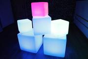 Светящаяся  Лед LED мебель