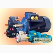 Электродвигатель АМУ-132-М4.  5.5 кВт. 1500 об.м.