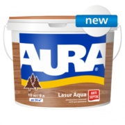 Aura Lasur декоративно-защитное средство для деревянных фасадов 9