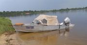 Продам лодку Прогресс 2 с мотором