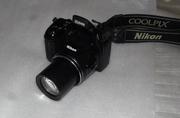 Фотоапарат Nikon Coolpix L820 Black