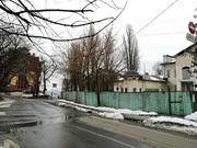 Земельный участок на фасаде 42 - сотки в Киеве.