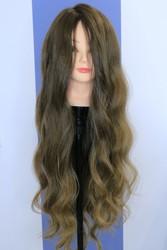 Изготовление париков из натуральных волос по индивидуальным меркам
