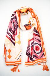 Легкие шарфы из вискозы оп низким ценам