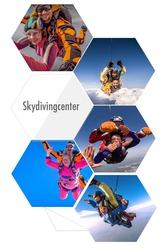 Тандем прыжок с парашютом