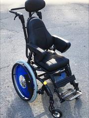 Детская функциональная инвалидная коляска 27 см
