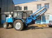 Траншеекопатель навесной на трактор в Украине