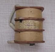 Катушка индуктивности,  медный провод 1.5 мм.