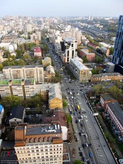 Земельный участок в центре Киева,  по ул. Жилянской.