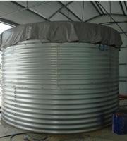 Пожарный резервуар на 500 кубов для воды,  емкость 500 м3