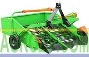 Картофелекопалка для трактора транспортерная КТН-2Т