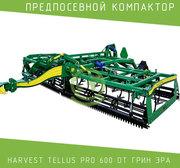 Предпосевной компактор tellus pro 600
