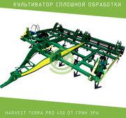 Культиватор сплошной обработки terra pro 400