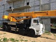 Новый автокран КС-55735-6 Ивановец 35 тонн